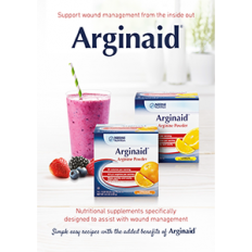 ARGINAID RECIPE BOOKLET