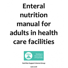MANAGING ENTERAL NUTRITION SUPPORT (DAA)