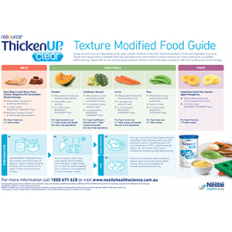 PUREE POSTER WITH THICKENUP CLEAR